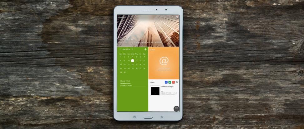 "Product Image - Samsung Galaxy Tab Pro (Wi-Fi, 8.4"")"