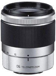 Product Image - Pentax 06 Telephoto Zoom 15-45mm f/2.8