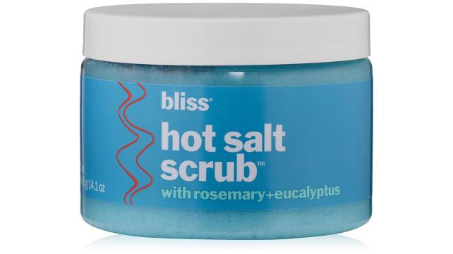 bliss Hot Salt Bath Scrub