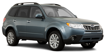 Product Image - 2012 Subaru Forester 2.5X Limited