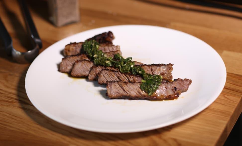 CIO Steak