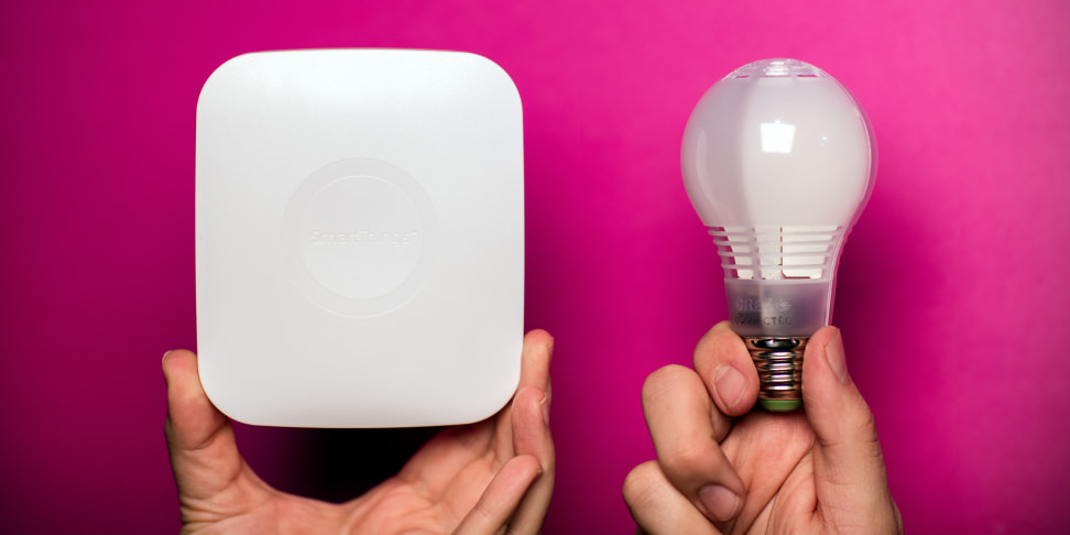 Cree Connected LED with SmartThings