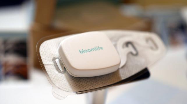 Bloomlife Smart Pregnancy Wearable