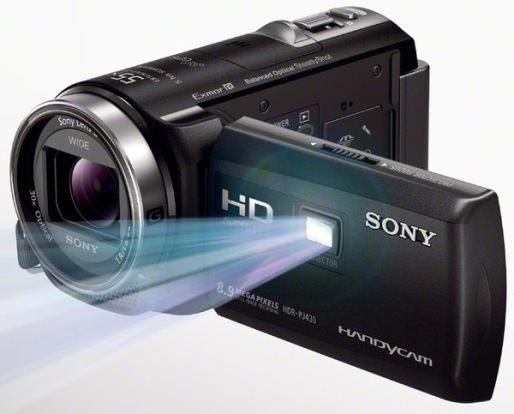 Product Image - Sony  Handycam HDR-PJ430V