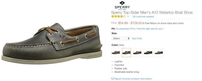 Amazon Prime Day Shoe Sales
