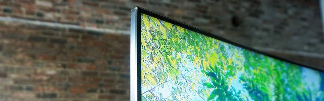 Samsung KS9800 Series with full array backlighting