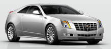 Product Image - 2012 Cadillac CTS Coupe Premium