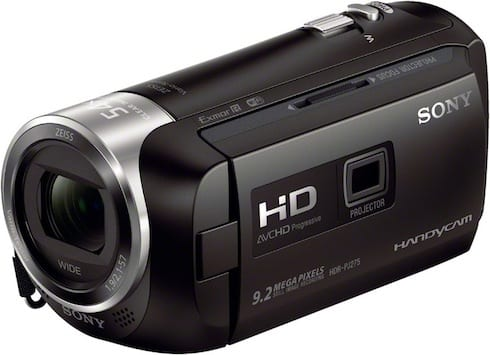 Product Image - Sony Handycam HDR-PJ275