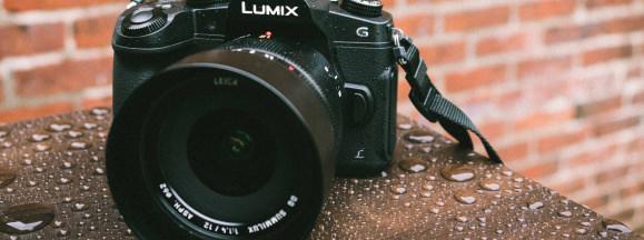 Panasonic lumix g85 hero