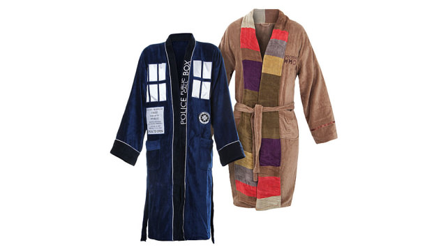 Doctor Who robes