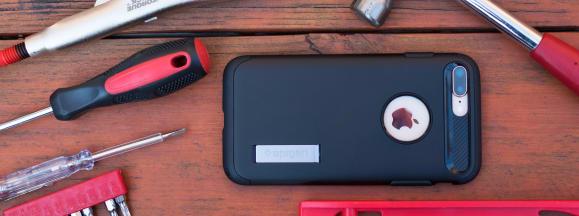 Rugged iphone case tbrn hero
