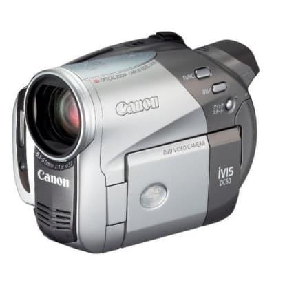 Product Image - キヤノン (Canon) (Canon (キヤノン)) iVIS DC50