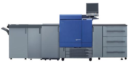 Product Image - Konica Minolta  bizhub PRESS C8000