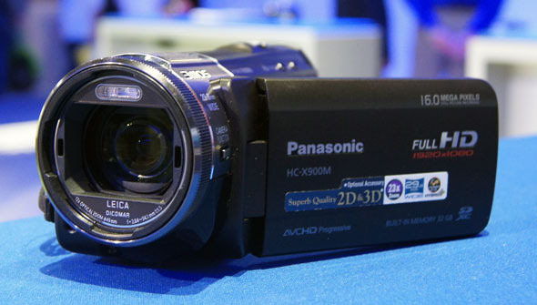 Product Image - パナソニック (Panasonic) (パナソニック) HC-X900