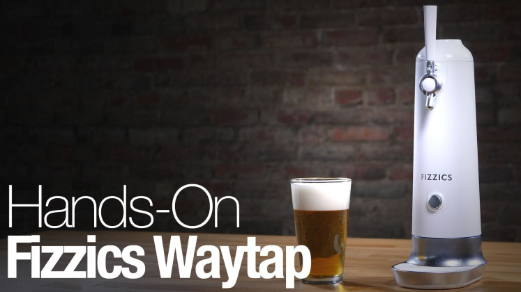 Fizzics Waytap Review No It Won T Turn Your Bottled Beer