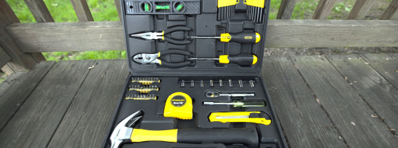 Stanley homeowners toolkit