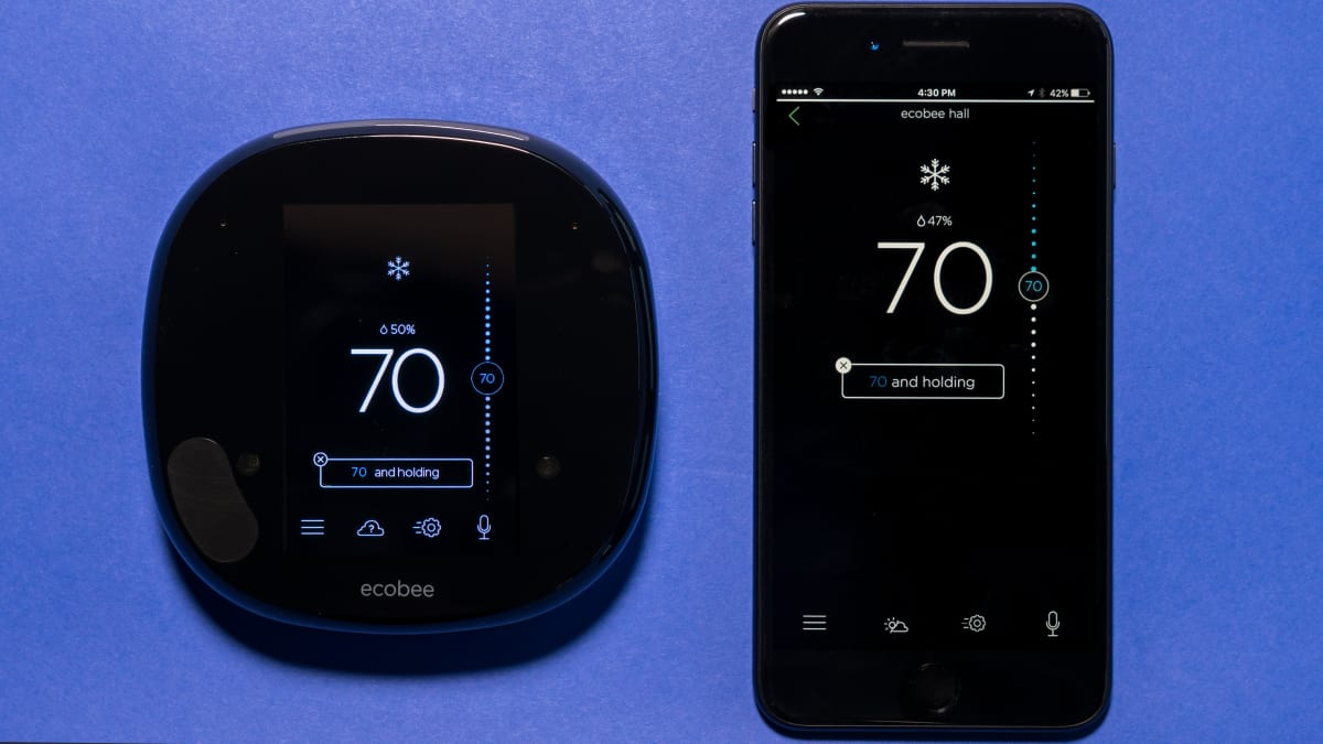 The Best Smart Thermostats Of 2018