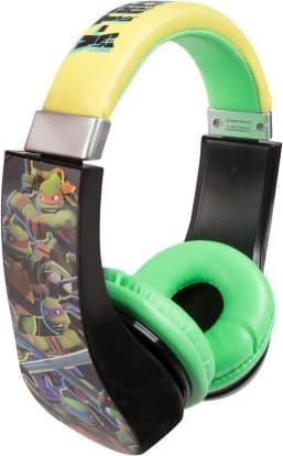 Product Image - Sakar Teenage Mutant Ninja Turtles Headphones