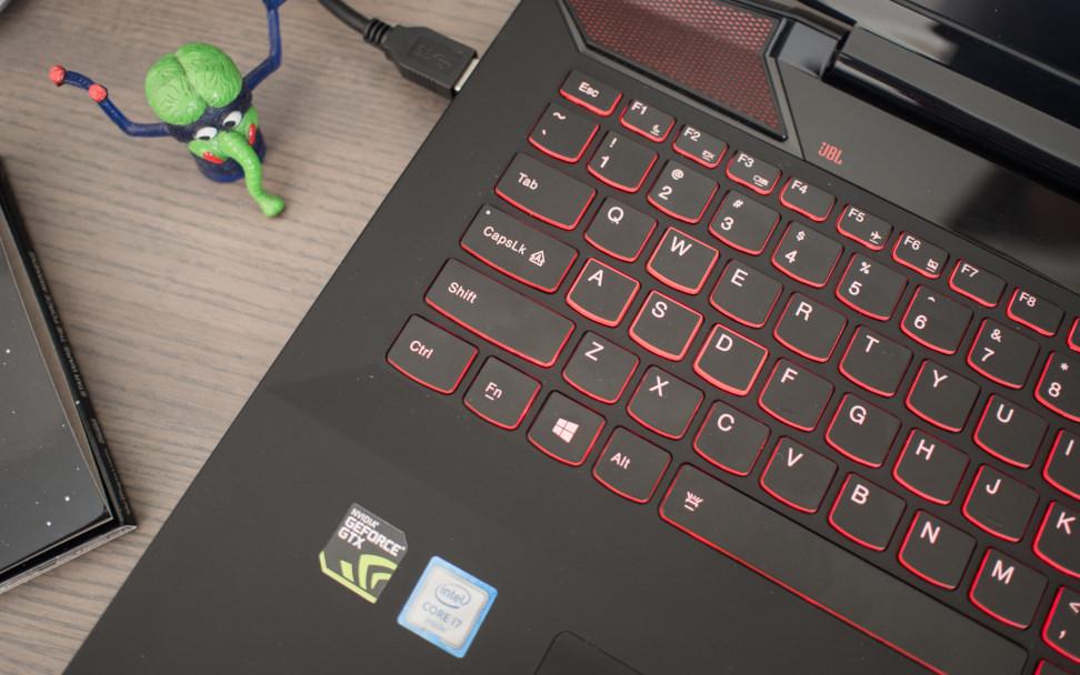 Lenovo IdeaPad Y700 Keyboard