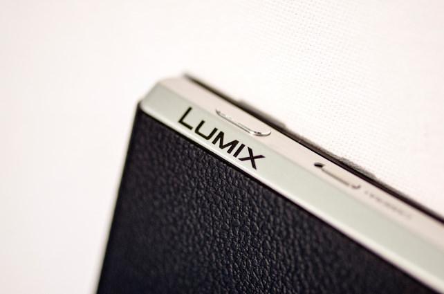 Lumix Brand Logo