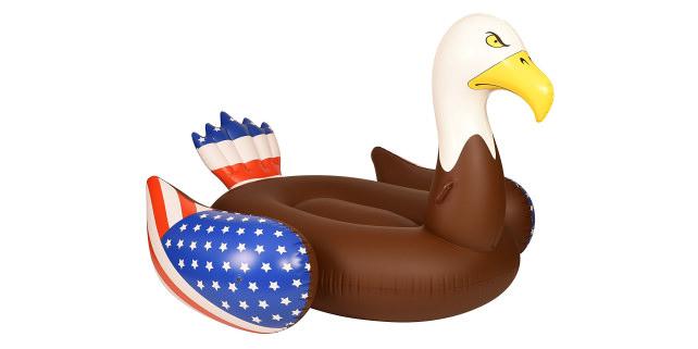 American Eagle Pool Float