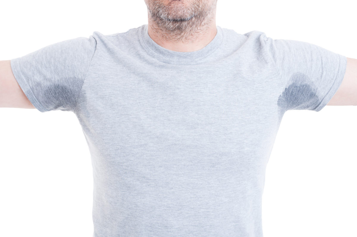 How to remove sweat stains and armpit stains from shirts for How to remove sweat stains from shirt armpits
