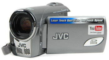 Product Image - JVC  Everio GZ-E100