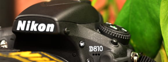 Nikon d810 hero