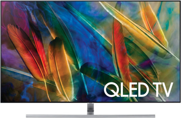 Product Image - Samsung QN55Q7FAMFXZA