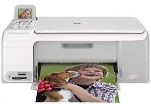 Product Image - HP Photosmart C4180
