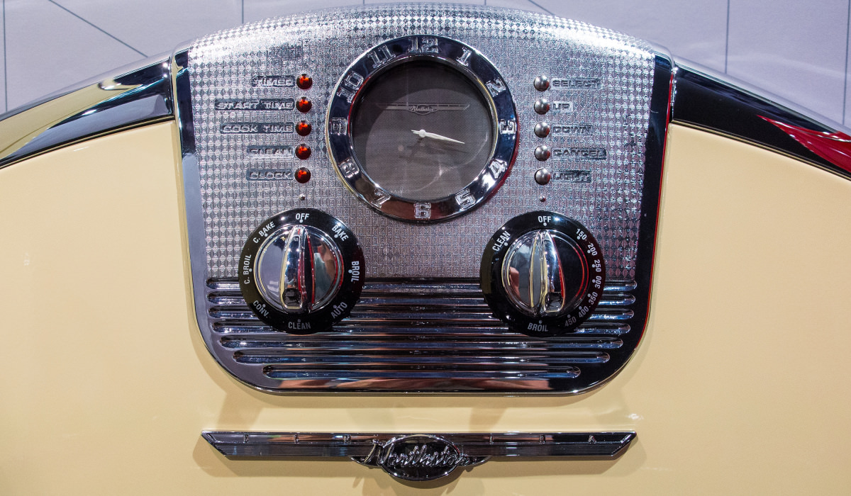 Hands-On With the Northstar 1947 Retro 36-inch Range - Reviewed ...