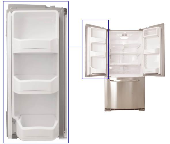 Refrigerator Door 1-2 Image