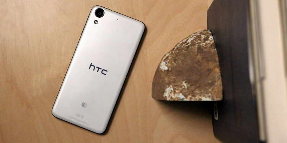 HTC Desire 626 Design