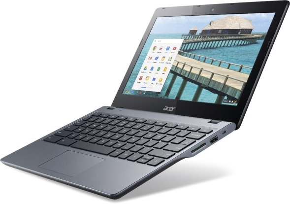 Product Image - Acer C720P-2600 Chromebook